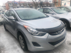 2012 Hyundai Elantra . Sedan
