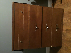 2 Dressers For Sale.