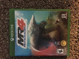MR4 Motorracer Xbox one