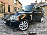 Land Rover Range Rover 4.2 V8 auto 2007MY Supercharged Vogue SE