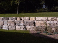 Natural Stone Installation & Landscaping