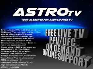 2016 MXQ ANDROID TVBOX CUSTOM BUILDS WITH FREE LIVE TV – MOVIES