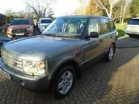 2003 Land Rover Range Rover 3.0 Td6 Auto Vogue