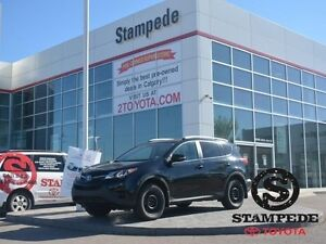 2014 Toyota RAV4 AWD 4DR LE UPGRADE WITH H/SEATS   - Certified -