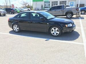 AUDI A4 QUATTRO BEST OFFER TAKES IT NEED GONE
