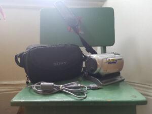 SONY Handycam DCR-SR40