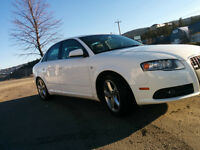 2007 3.2lt V6 Audi A4 S-Line AWD For Sale!