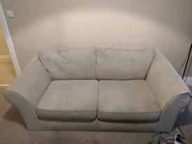Large double sofa