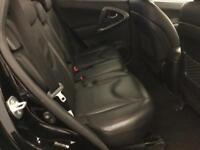 2008 Toyota Rav-4 2.0 XT-R 5dr Petrol black Automatic