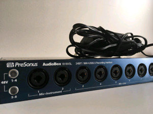 PreSonus 1818VSL Audio Interface