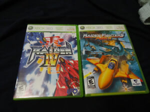 Raiden IV and Raiden Fighters Aces Xbox 360