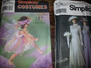 ASSORTED LADIES AND GIRLS COSTUME PATTERNS London Ontario image 2