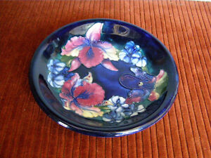 Collection of Moorcroft Pottery - Vases, Bowls, Plates for Sale London Ontario image 6