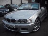 BMW M3 3.2 2dr NAV PETROL MANUAL 2005/M