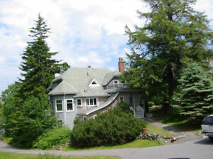 Quiet, cozy furnished flat in heritage home near Prince's Lodge