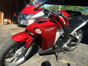 Honda cbr250r abs 2nd owner