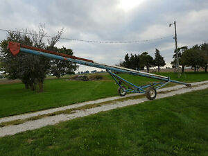 "Allied Grain Auger 6"" x 41'"