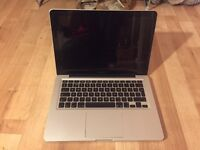 "MACBOOK PRO 13"" EARLY 2011 **FOR PARTS/REPAIR**"
