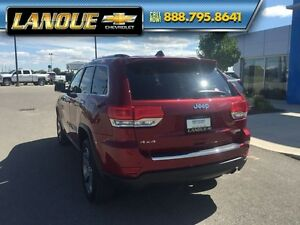"2015 Jeep Grand Cherokee Limited  PANO SUNROOF, DUEL DVD, 20"" WH Windsor Region Ontario image 4"