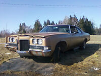 1971 Pontiac Catalina Coupe (2 door)