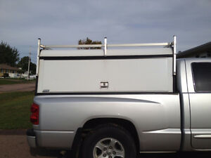 2007 ARE Contractor Cap roof rack off Dodge Dakota Extended Cab