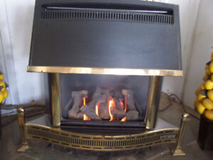 Valor Home Flame Gas Fireplace