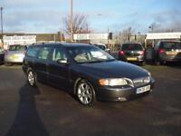 Volvo V70 2.4 Geatronic D5 SE