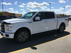 2016 Ford F-150 SuperCrew LARIAT FX4 ***TAXES PAID***
