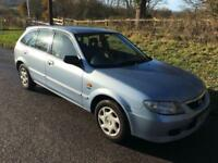 Mazda 323 1.6 GXi CHEAP LITTLE MOTOR