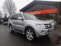 2013 MITSUBISHI SHOGUN 3.2 DI DC [197] SG4 Auto WITH REAR ENTERTAINMENT SYSTEM