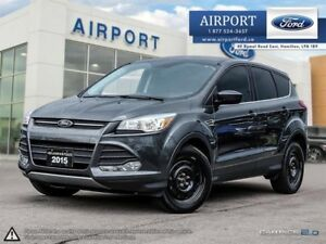 2015 Ford Escape SE FWD with only 52,785 kms