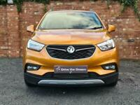 Vauxhall MOKKA X Elite Nav 1.4i 16v Turbo 5dr Hatchback Manual - Incredible Valu