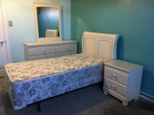 GIRLS BEDROOM SET (COTTAGE RETREAT)