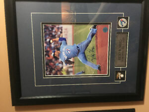 Ricky Romero Autographed picture