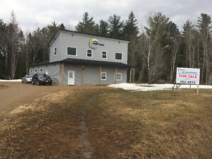 Offices and warehouse  Dover road Dieppe 2600sq-ft   2 acres