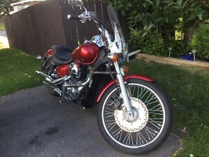 2009 Honda Shadow Spirit 750