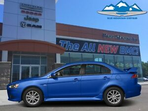 2015 Mitsubishi Lancer   CERTIFIED/ETESTED, EASY FINANCING, BLUE