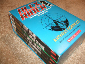 Alex Rider Boxed Set- Anthony Horowitz London Ontario image 1