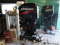 Mercury Outboard Motors and Repairs