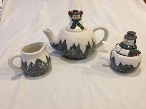 Ensemble de thé