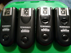 Yongnuo 603C II et 603C