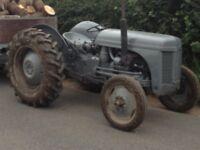 Ferguson Tractor Tef 20 Diesel Wanted