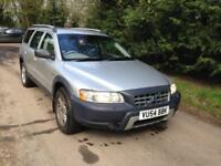 VOLVO XC70 2.4 AWD D5 SE DIESEL ESTATE *SERVICE HISTORY * 2 OWNERS *