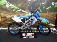 TM 250 (EFI) Motocross bike