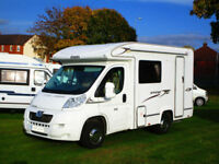 Elddis Prestige 115 two berth motorhome with end bathroom and kitchen for sale