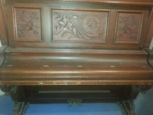 1 Piano for free