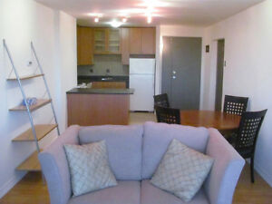 One bedroom Furnished Apartment Coburg Place