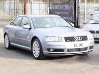 Audi A8 4.0TDI Auto 2005 Quattro, Saloon, Sat Nav,TV,, FSH, 6 Months AA Warranty