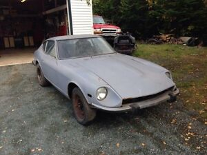 Looking for Datsun 240z/260z/280z parts