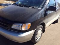 2000 Toyota Sienna for 2500$